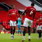 Premier League: United Thrash Bournemouth, as Greenwood Fires a Brace