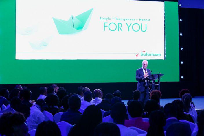 Safaricom Names Michael Joseph New Board Chair