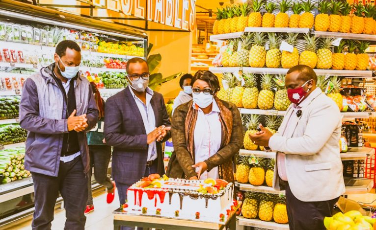 Highly Liquid Naivas Supermarket Continues Aggressive Expansion