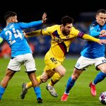 Champions League: Napoli want their clash with Barcelona be moved to Portugal amid fears of coronavirus outbreak in Catalonia