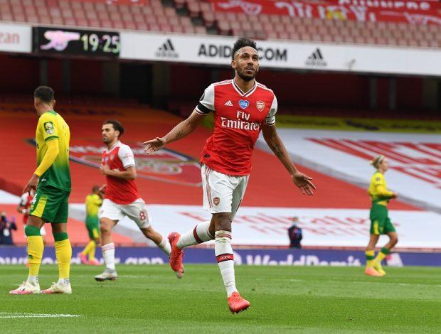 Arsenal 4 - Norwich 0
