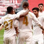 La Liga: Ramos scores penalty deep in second half to give Madrid vital win