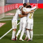 La Liga: Ramos converts from the spot to send Madrid FOUR points clear of Barcelona