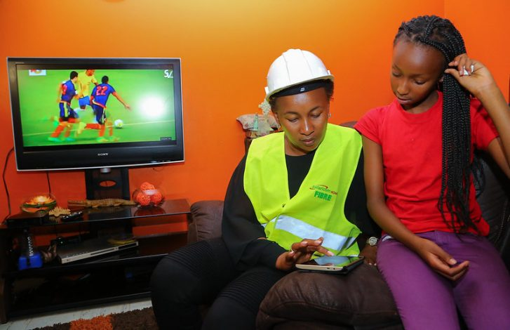 Safaricom Unveils Internet Streaming Product, Targets Fibre to the Home Market Customers