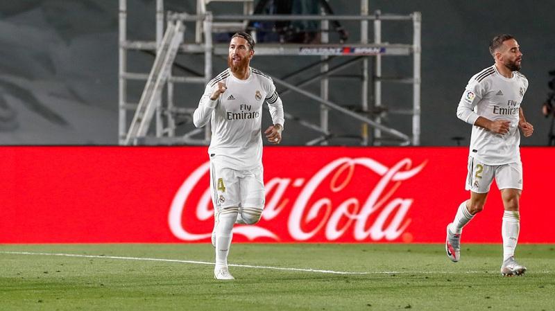 Real Madrid 1 - Getafe 0