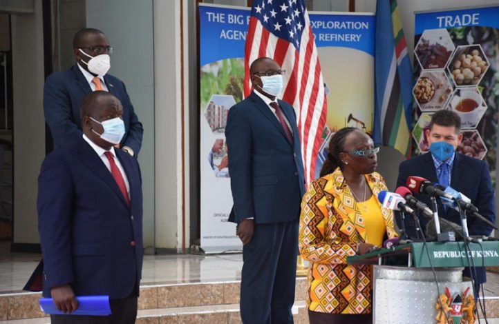 Kenya, US Begin Talks on Free Trade Agreement