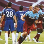 Hammers knock Blues' hopes for Top Four Finish