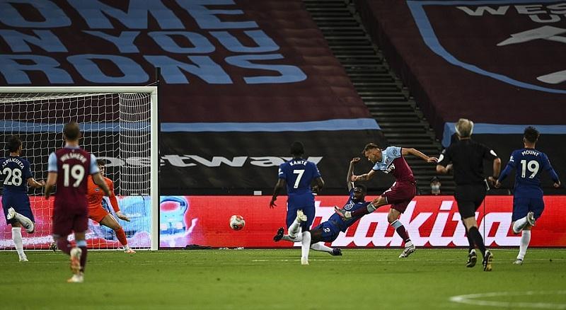 West Ham 3 - Chelsea 2