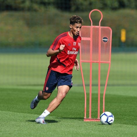 Saliba joins Arsenal from St Etienne