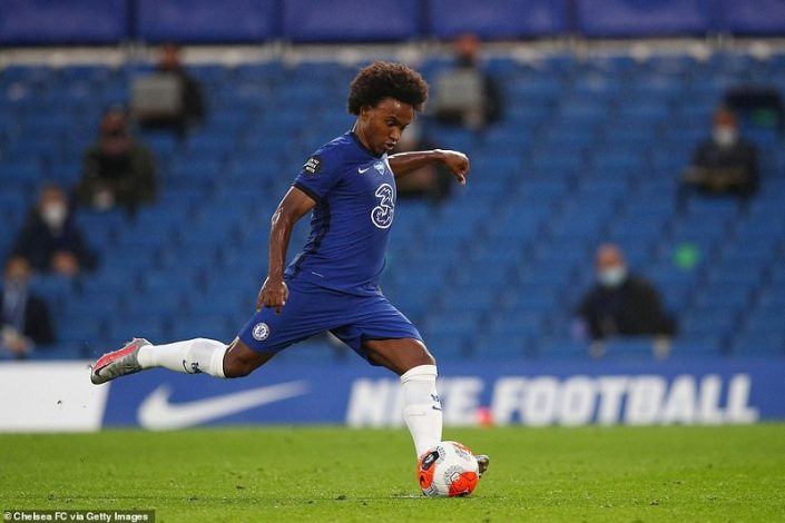 Chelsea 3- Watford 0