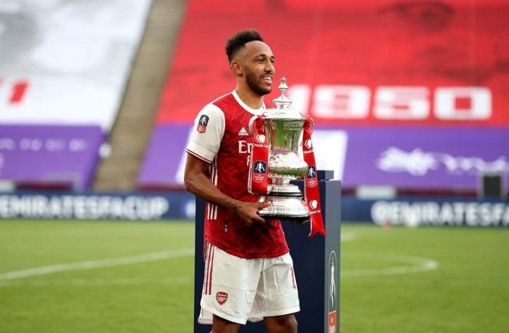 Arsenal set to offer Aubameyang fresh new deal after FA Cup win