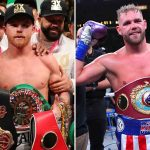 Boxing: Billy Joe Saunders calls Canelo Alvarez out for fight in December