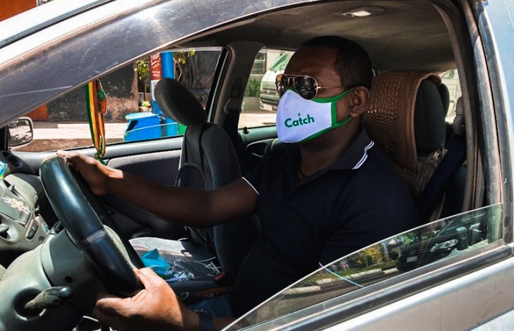 Car owners and taxi drivers have begun registering on the Catch Taxi platform