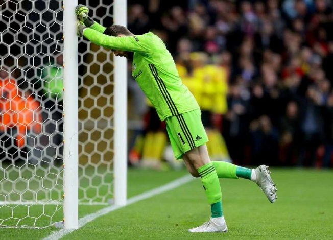 Dean Henderson gives United ultimatum –either be GK No 1 or be sold