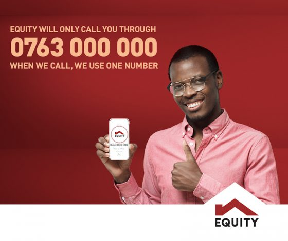 Equity Bank Universal Number 0763 000 000