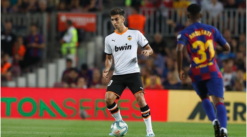 Manchester City set to sign Valencia's Ferran Torres
