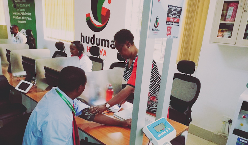 Huduma Centre GPO Reopens, But One Requires an Appointment