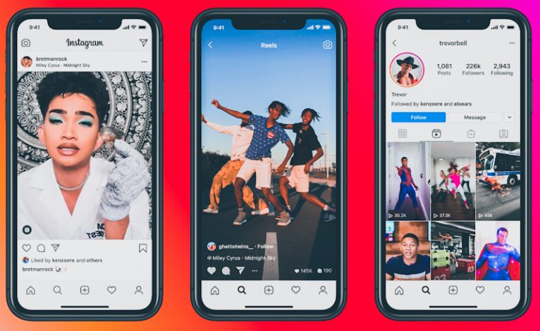 Instagram Reels Launched in Over 50 Countries, Facebook's TikTok Rival
