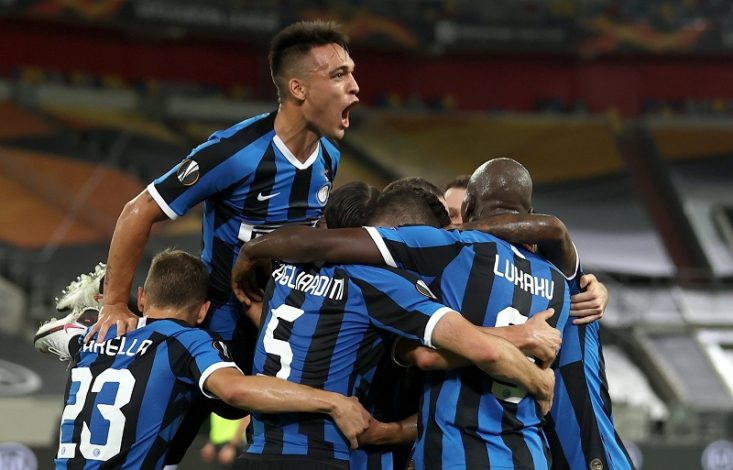 Inter Milan group of former Premier League players set to feature in the Europa League final.