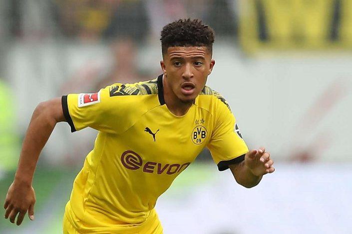 Borussia Dortmund offer Jadon Sancho pay rise in bid to keep Manchester United away