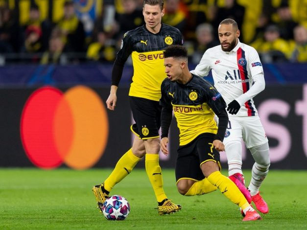 Borussia Dortmund ready to offer Jadon Sancho a new contract.