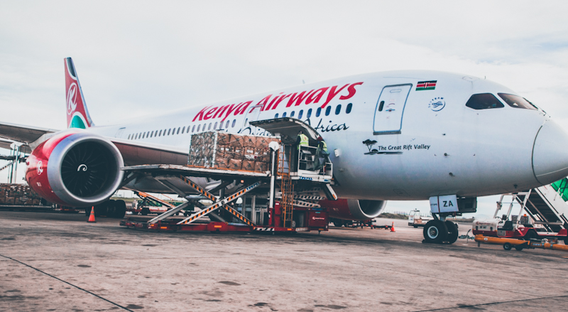 Kenya Airways is now exempted from paying the minimum tax set at one per cent of gross turnover