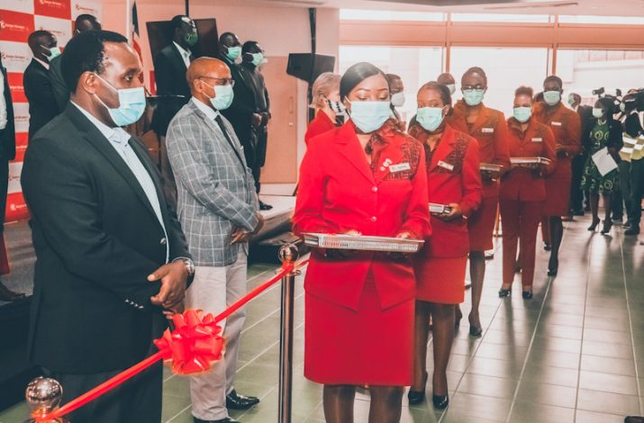 Kenya Airways launches Economy Max seat-blocker to address in-flight additional personal space