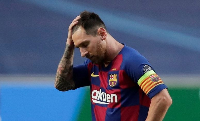 Barcelona 8 – 2 see this !
