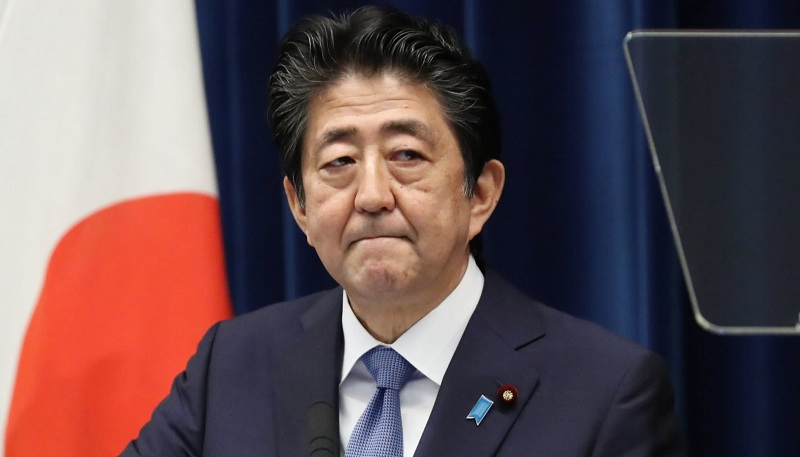Japanese PM Shinzo Abe resigns over poor health