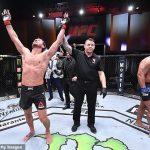 UFC 252: Stipe Miocic beats Daniel Cormier to retain Heavyweight title