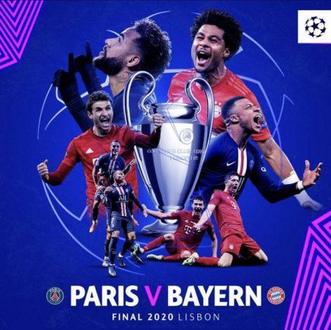 Champions League Finale AnstoГџ