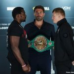 Boxing: Dillian Whye and Alexander Povetkin promise 'fireworks' on Saturday
