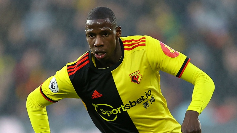 Everton seal signing of Watford midfielder Abdoulaye Doucoure.