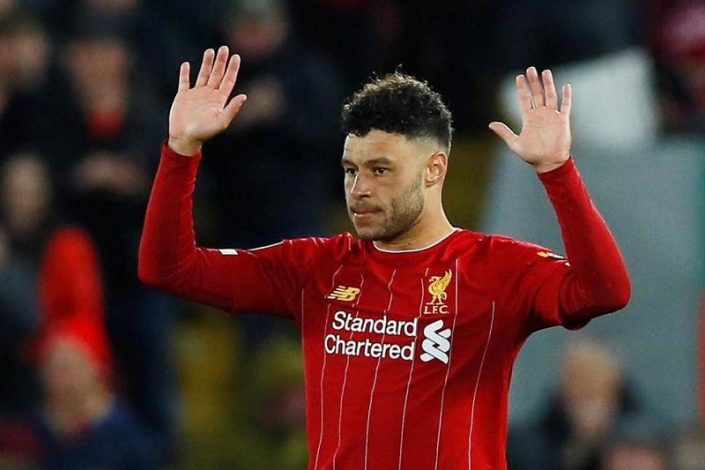 Wolves planning move for Alex Oxlade Chamberlain from Liverpool
