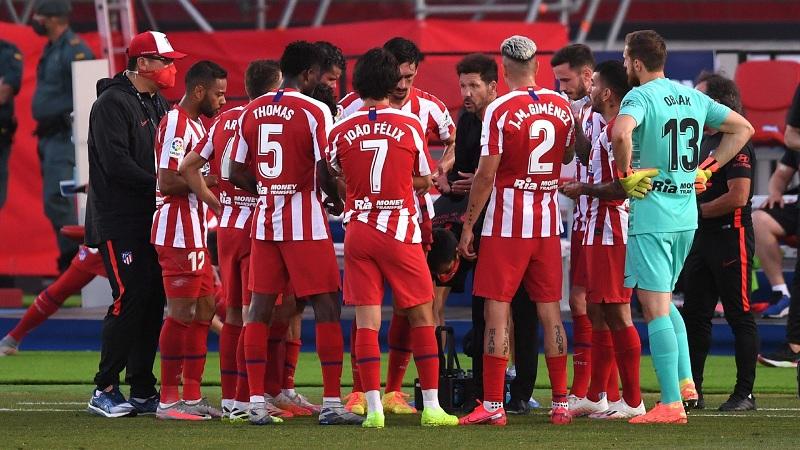 Atletico Madrid's Diego Costa and Santiago Arias test positive for coronavirus Atletico Madrid's Diego Costa and Santiago Arias test positive for coronavirus