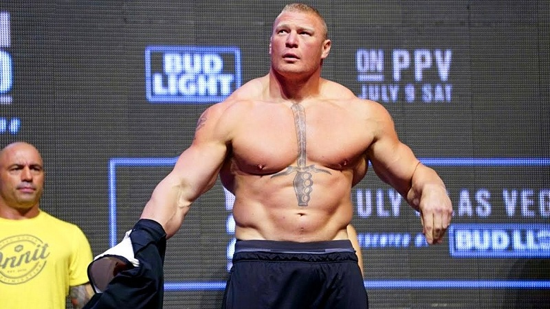 'Here comes the Beast-incarnate!' Brock Lesnar to make return to UFC