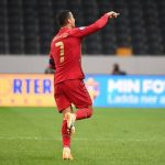 Cristiano Ronaldo becomes second player to score over 100 International goals
