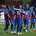 Wilfried Zaha scores for Crystal Palace as VAR saves Kyle Walker Peters from Red Card but chops off Zaha's second goal