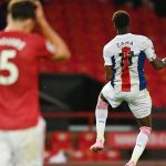Premier League: Manchester United lose 3-1 at home to Crystal Palace as Zaha scores twice