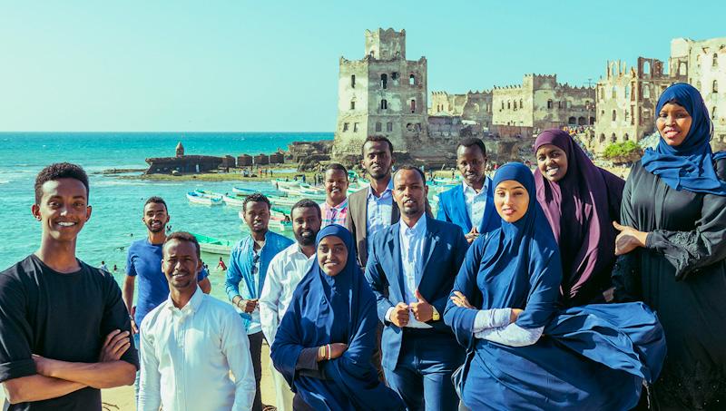 Somali's Daauus Eye Kenyan Market