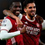 Premier League: Eddie Nketiah strikes late to give Arsenal win over West Ham