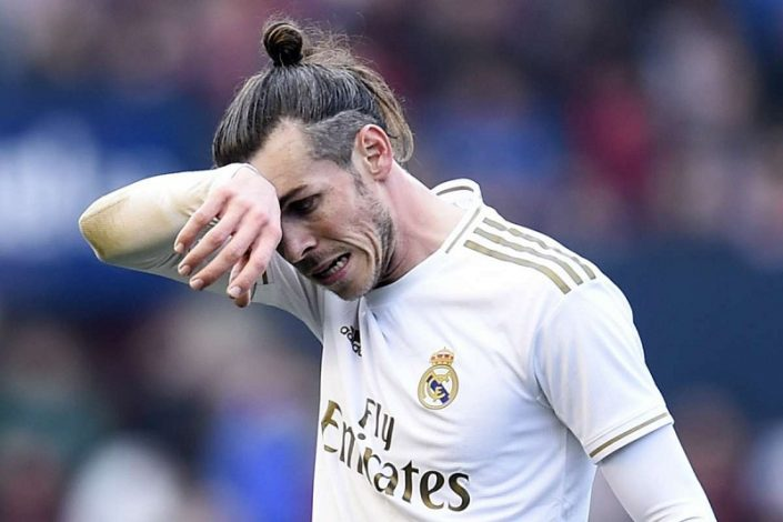 Real Madrid ready to pay half of Gareth Bale's wages to have him leave this summer
