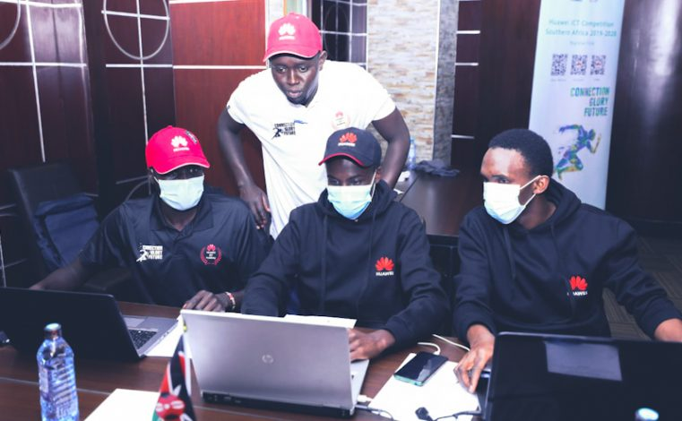 ICT students compete to represent Sub Saharan Africa in Huawei's Global ICT Competition
