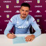 Transfer News: Jack Grealish signs new five-year deal at Aston Villa
