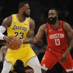 Basketball: James Harden scores 36 points as Rockets beat Lakers in Game 1 of their Western Conference semifinals
