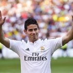 Transfer News: Everton set to seal the signing of James Rodriguez from Real Madrid