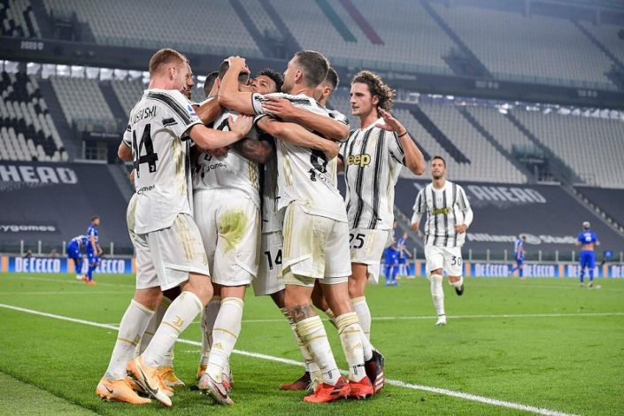 Andrea Pirlo begins managerial stint at Juventus with win over Sampdoria