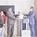 Kenya's KAM Automotive Sector Get Licence to Mass Produce Pumuaishi 3.0 Ventilators