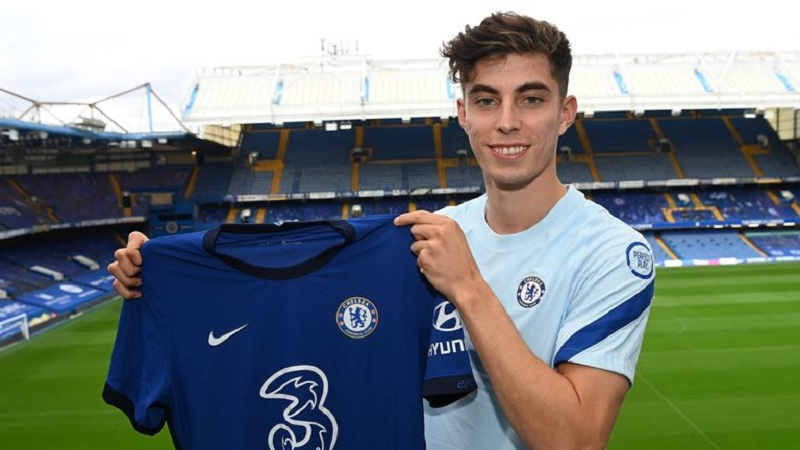 Chelsea's new look after major signings