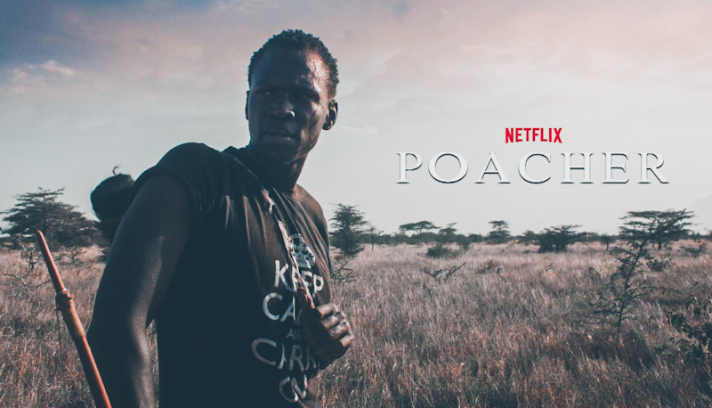 """Poacher"" a Kenyan/British short film directed by Tom Whitworth will debut on Netflix on September 30."